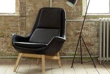 Lounge chairs / Luxurious, Retro, Comfy and Statement Lounge chairs