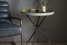 Side Tables / Modern, Retro and Industrial Side Tables