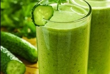juicing and smoothies / by Karin Dunn