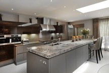 EXTREME PROJECTS / A collection of Extreme's kitchen, bedroom and living space commissions.