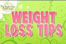 Weight Loss Tips / Welcome to my weight loss tips board! #weightlosstips