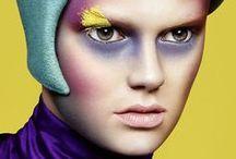makeup / by Kamila Patyna