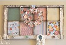 ShabbyChicWindows / My Love of EVERYTHING Shabby Chic!