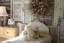 Shabby Chic / My love of everything Shabby Chic!