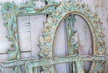 ShabbyChicPainting / My Love of everything Shabby Chic