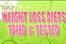 Weight Loss Diets Tried and Tested / Talking about diets I have tried and tested #weightlosstips