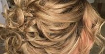 Wedding Hair - Romantic / Hair that is breath taking and full of romance.....