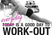 Fitness & health / Health fitness and vitalitu / by Kiwifruit Moeke