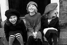 Children / Jeux et amours d'enfants / by Patrick BOURICHE