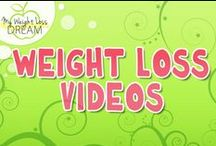 Weight Loss Videos / This board is for all of our weight loss and fitness videos that we have made for our weight loss website. #weightloss #fitness