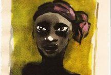 Africa. Maragda / emocions i percepcions a Senegal