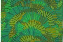 Fabrics, kankaat Suomesta / MARIMEKKO, VALLILA FROM FINLAND, OLD TAMPELLA, PENTIK.SOME IKEA FABRICS
