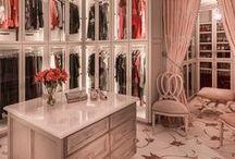 CLOSET / The perfect closets