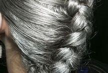 Vlechten en hairstyle