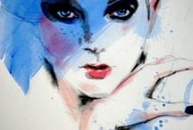 Illustration • Portrait