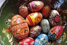 Easter and spring, pääsiäinen ja kevät