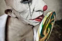 Carnaval / Revue / Marionet / Maskers