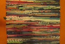 Räsymatto - rag rug, räsymatot