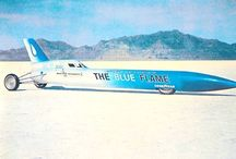 Cool Cars/Transportation / Concept cars, land speed vehicles, unusual vehicles, motorcycles, water speed boats, et al... / by Robert Jones