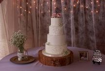 Our Wedding Cakes / Wedding cakes we have made.
