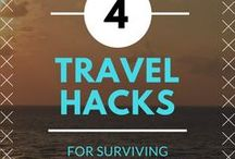 Travel Tips: Wanderlusting After Adventure / Travel tips & tricks to help you plan the perfect vacation, whether you're coming to Iberia Parish or somewhere outside of Swamp Country.