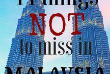 Reizen : Maleisie / Reizen naar Azië