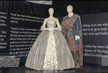 Outlander Wardrobe / featuring the creative work of costume/wardrobe designer Terry Dresbach et all