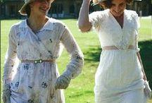 Downton Abby Wardrobe