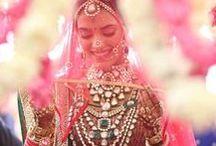 Indian Fashion / Fashion, style inspiration, jewelry, Indian wedding and the beautiful women of India