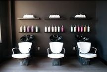 Salon Inspiration / Makeover your salon with our inspiration board!