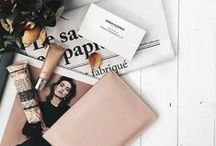 f l a t l a y s / flatlay photography inspiration