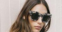 e y e w e a r / eyewear, glasses, sunglasses, frames, minilism, minimal style, monochrome