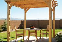 Outdoor Project Ideas / This board is a collection of the various outdoor woodworking project ideas that I come across here on Pinterest.