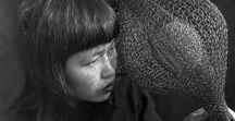 Ruth Asawa / The work of US - american  artist Rurh Asawa (1926 - 2013) I Sculptor and Painter I  Wire sculptures and installations I  Fiber art