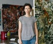 Cecily Brown / Artist Cecily Brown I *1969 I British Artist I New Expressionism