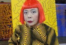 Yayoi Kusama / Japanese Artist Yayoi Kusama I *1929 I Polka Dots I Installation Art I Happenings