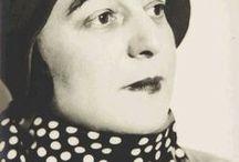 Sonia Delaunay / Sonia Delaunay I Abstract Art I Fashion Illustration I Costume Design