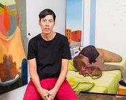 Nicole Eisenmann / Nicole Eisenmann I *1965 in France I American Artist I Feminist Art
