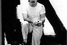 Franz Kline / Artist Franz Kline I Abstract Expressionism I Abstract Art I American Painter (1910 -1962)