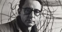 Hans Hartung / Artist Hans Hartung I Abstract Art I Art Inspiration