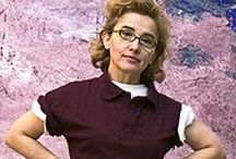 Aida Tomescu /  Contemporary Artist Aida Tomescu