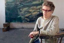 Louise Fishman / Abstract artist Louise Fishman