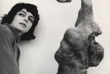 Alina Szapocznikow / Alina Szapocznikow I Sculptures, drawings, paintings