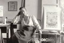 Hilma af Klint / Artist Hilma af Klint (1862 - 1944)