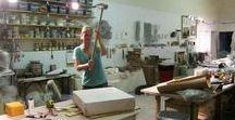 Sidonie Villere / Ceramics, paintings, sculptures by Sidinie Villere