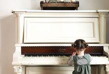 piano | decor