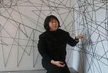 Chiharu Shiota / Chiharu Shiota I Sculpture and Installation Art I Contemporary Art