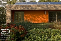 Sustainable Homes / At ZeroEnergy Design, sustainability is not an optional checkbox, rather it is a deeply ingrained principle that impacts our use of design to solve challenges. It drives our process and defines the attributes of every project.