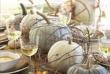 A U T U M N / Halloween decorations, costumes, spookiness, and Fall images / by Aileen Leijten