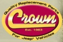 Shop By Brand / Jeep Parts, Jeep Accessories, Brands by Midwest Jeep Willys. AVM, Alloy USA, Bestop, Crown Automotive, Mile Marker, MTS, Outland, Painless, Precision Gear, Prothane, Rugged Ridge, Trailhead Oasis, TrailMods